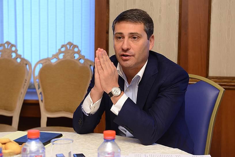 Председатель совета директоров «ТЭК Мосэнерго» и «Газпром бурение» Игорь Ротенберг