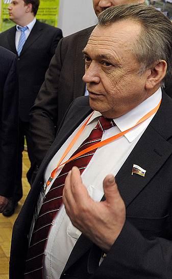 Бывший сенатор Олег Пантелеев (скончался 16 сентября 2016 года)