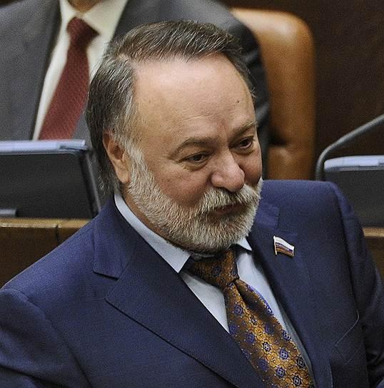 Член Совета федерации Александр Тотоонов