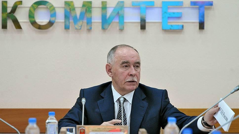 Бывший директор Федеральной службы России по контролю за оборотом наркотиков Виктор Иванов