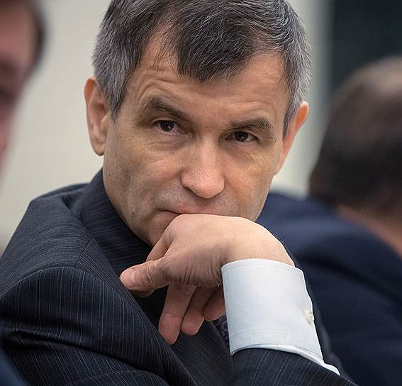 Заместитель секретаря Совета безопасности России Рашид Нургалиев