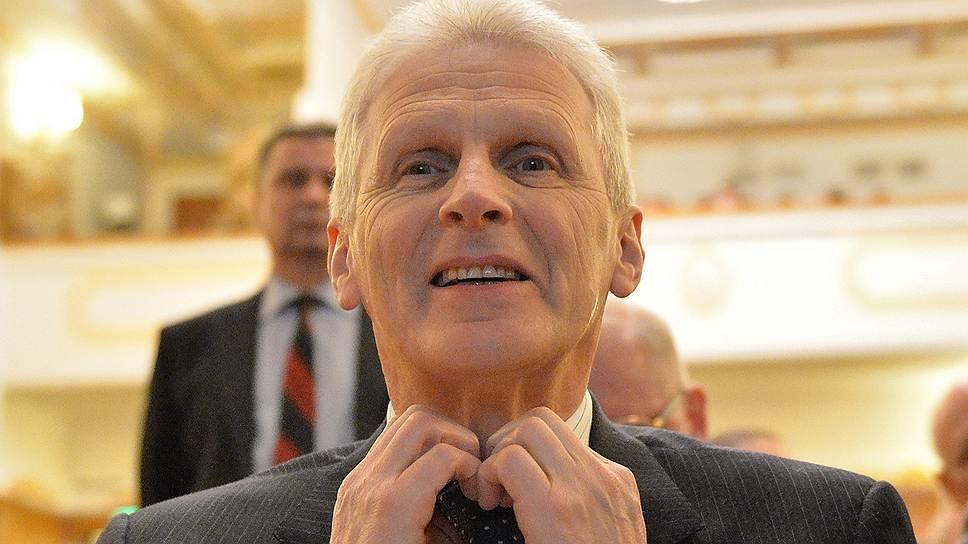 Помощник президента России Андрей Фурсенко