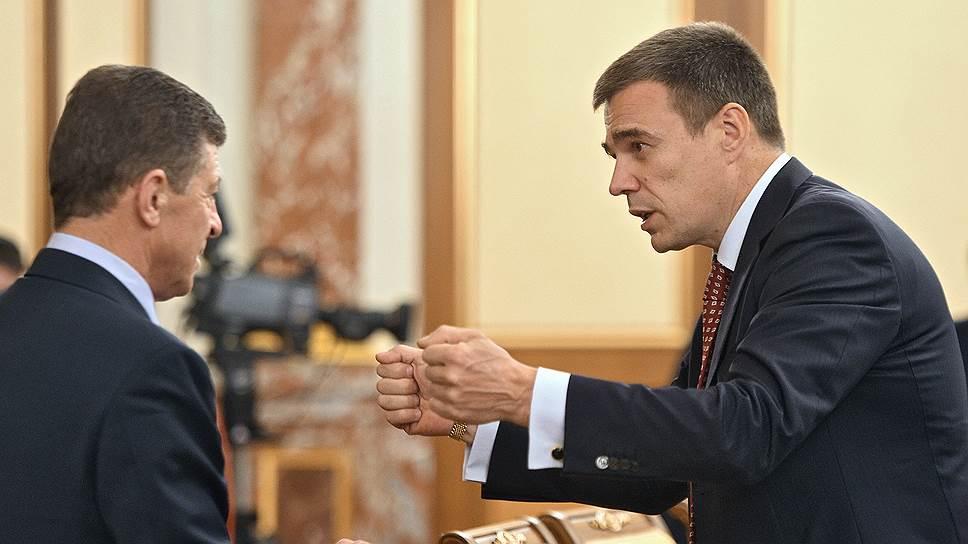 Экс-министр по делам Крыма Олег Савельев