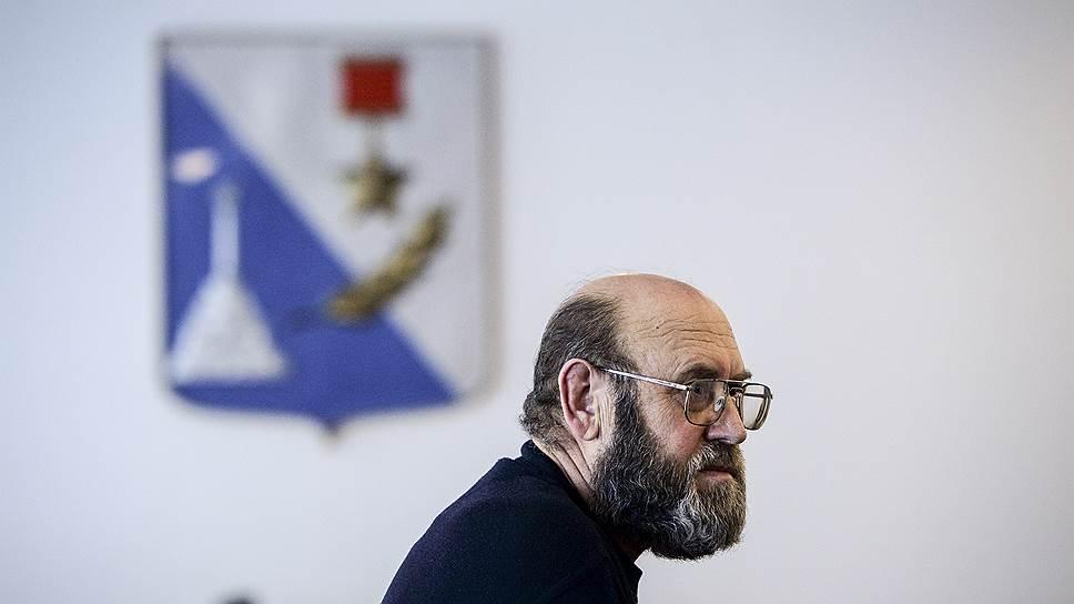 Экс-председатель избирательной комиссии Севастополя Валерий Медведев