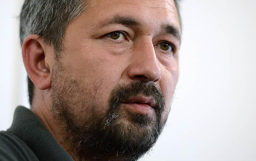 Бывший премьер-министр «Луганской народной республики» (с мая по июль 2014 года) Василий Никитин