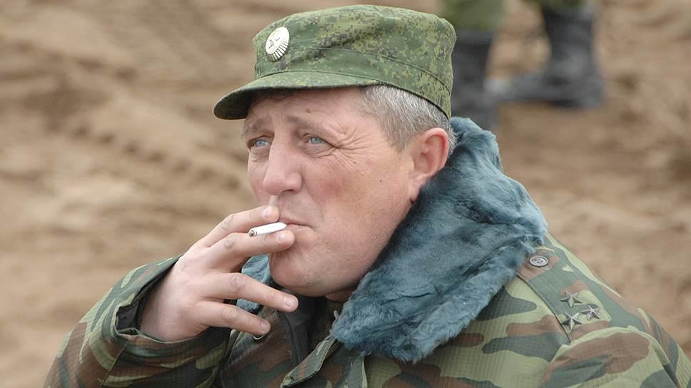 Командир 76-й дивизии Алексей Наумец