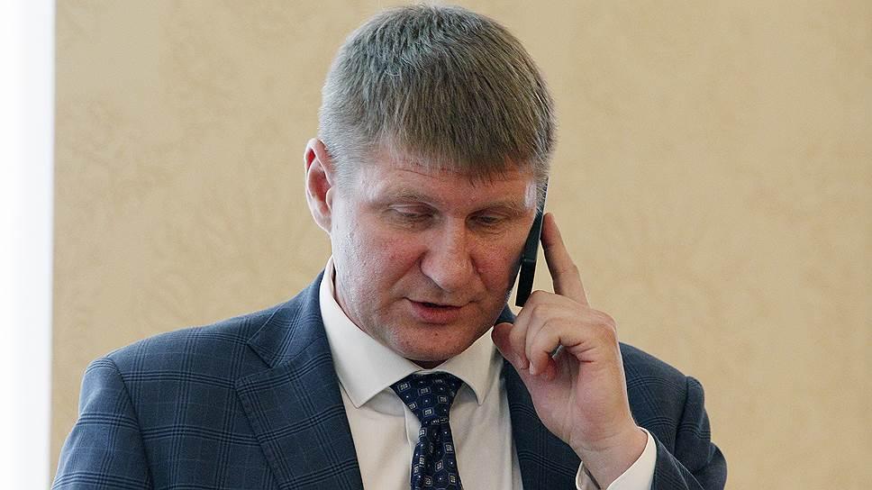 Бывший зампред Совета министров Республики Крым Михаил Шеремет (ныне — депутат Госдумы)