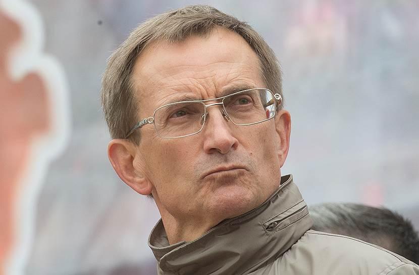 Член Центральной избирательной комиссии России Николай Левичев