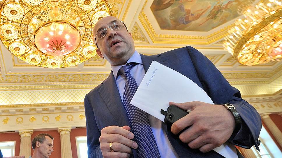 Бывший глава комитета Госдумы по конституционному законодательству и государственному строительству Владимир Плигин