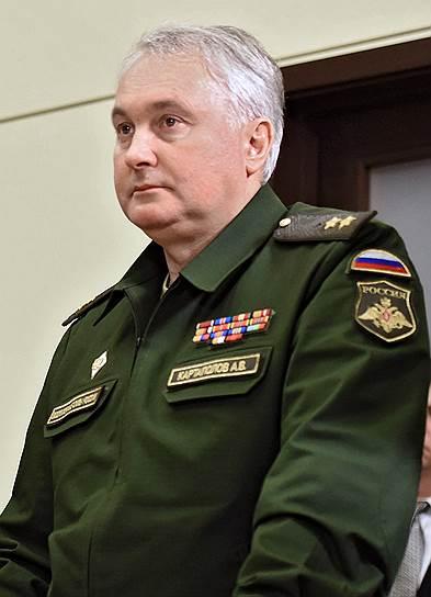 Командующий войсками Западного военного округа Андрей Картаполов