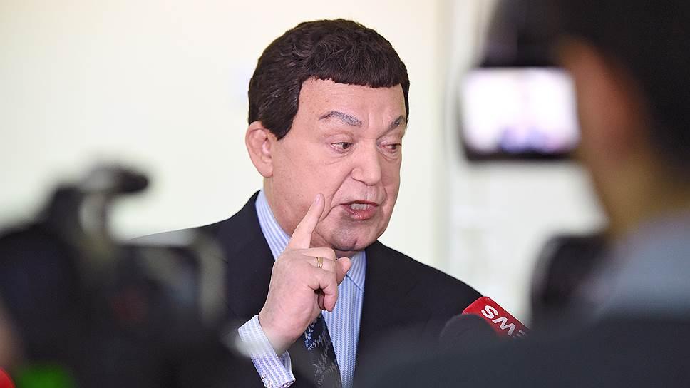 Депутат Государственной думы Иосиф Кобзон