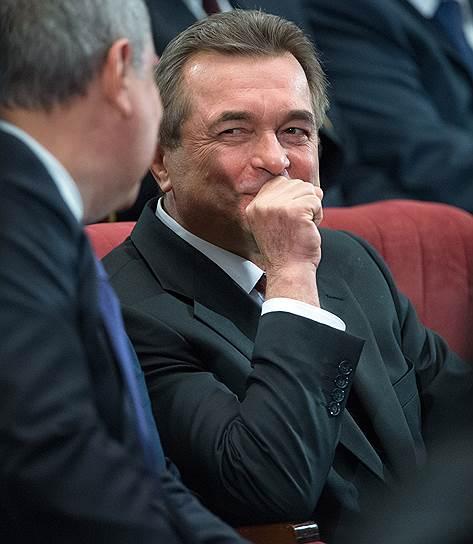 Помощник президента РФ по кадровым вопросам Евгений Школов