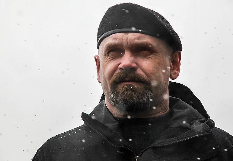 Командир механизированной бригады «Призрак» самопровозглашенной ЛНР Алексей Мозговой (убит 23 мая 2015 года)