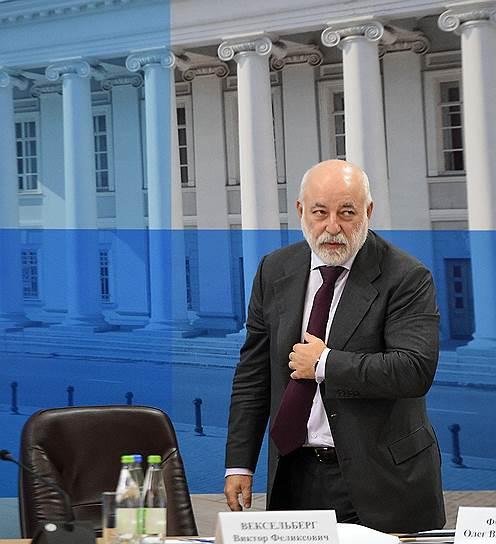 Глава совета директоров «Реновы» Виктор Вексельберг