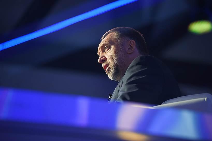 Президент «Русала» и En+ Олег Дерипаска