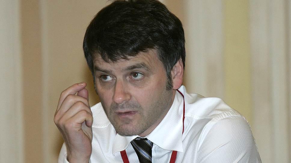 Экс-председатель Совета министров «Луганской народной республики» (с июля по август 2014 года) Марат Баширов