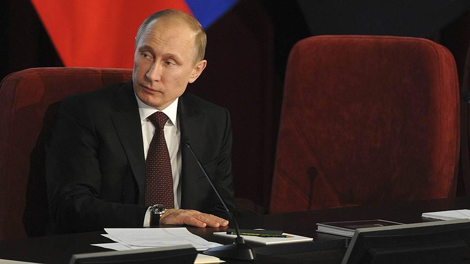Как Владимир Путин присоединил Крым к России