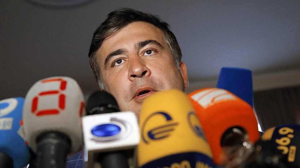 Почему у следствия накопились вопросы к Михаилу Саакашвили
