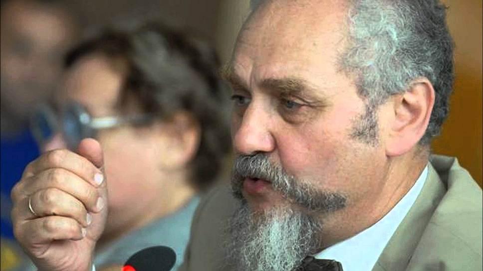 Бывший профессор МГИМО Андрей Зубов