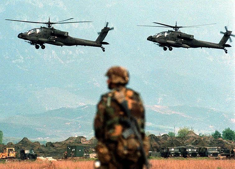 10 июня Советом Безопасности ООН была принята резолюция №1244. Согласно документу, на территории Косово и Метохии было создано международное гражданское присутствие по безопасности, из Косово должны были быть выведены военные, полицейские и другие военные силы СРЮ. Резолюция предписывала свободное возвращение беженцев и перемещенных лиц и беспрепятственный доступ на территорию организаций, оказывающих гуманитарную помощь, а также расширение степени самоуправления для Косово