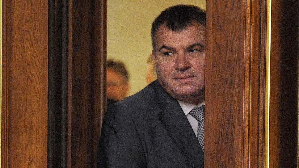 Как коммунисты пытались отменить амнистию Анатолия Сердюкова