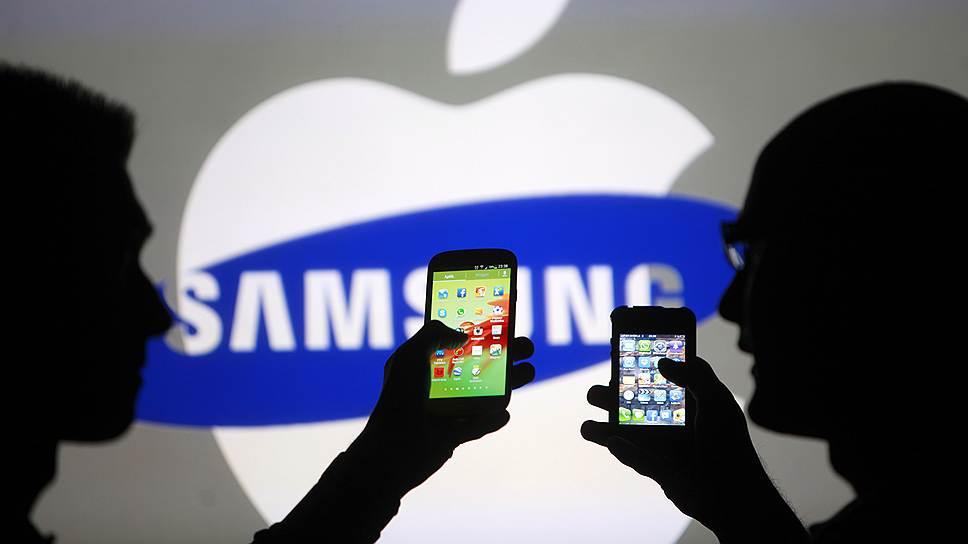 Почему Apple попытается отсудить у Samsung $2млрд