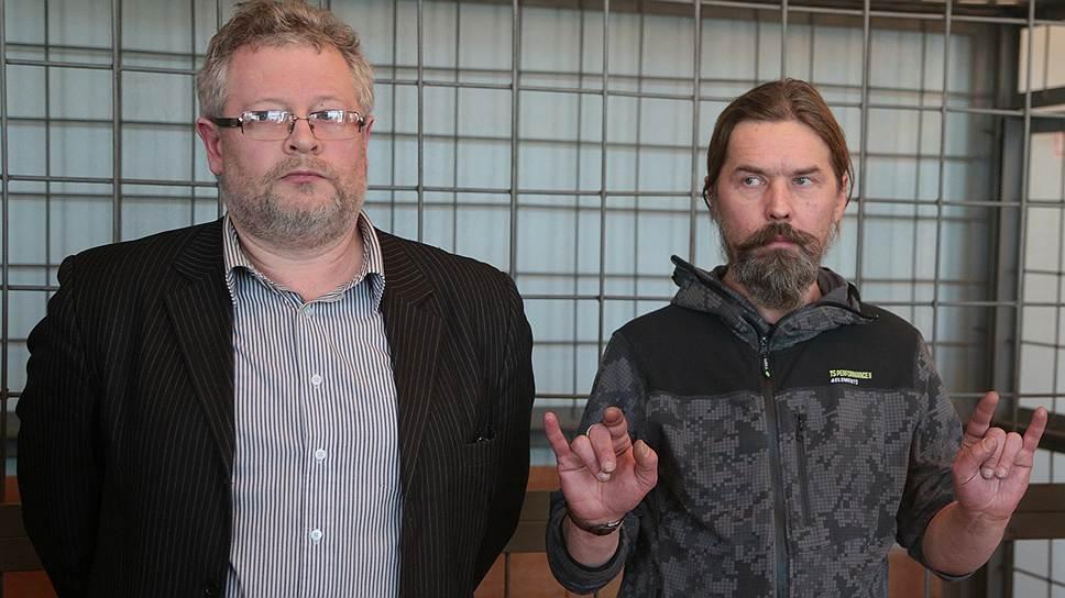 За что Паука судили в Новосибирске