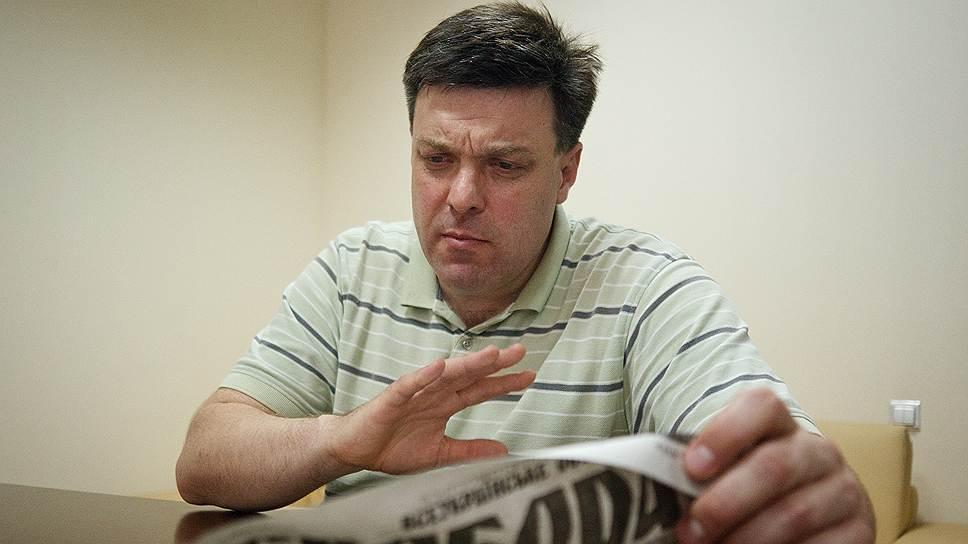 Олег Тягнибок — 45 лет, националист, лидер партии «Свобода». Был депутатом Верховной рады с 1998 по 2006 год, переизбрался в парламент в 2012 году. В 2008 году участвовал в выборах городского головы Киева, в 2010 году — в президентских выборах, на которых набрал 1,43% голосов избирателей