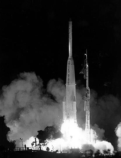 1965 год. В США запущен первый коммерческий спутник связи «Ранняя Пташка»