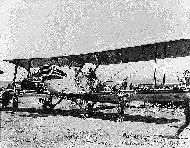 1924 год. Стартовал первый кругосветный перелет с посадками на двух американских самолетах Дуглас «Уорлд крузер»