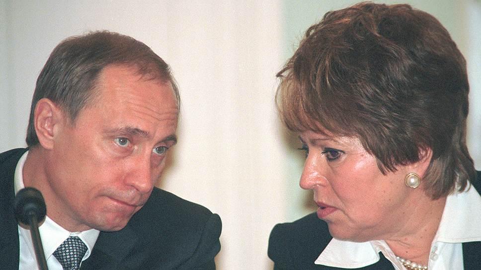 6 декабря 2006 года губернатор обратилась к президенту России с просьбой о досрочном сложении полномочий, после чего была повторно назначена на эту же должность президентским указом