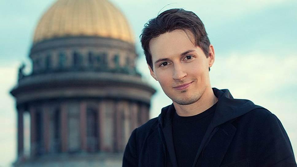 Создатель социальной сети «В контакте» Павел Дуров