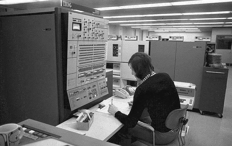 1964 год. IBM представила System/360