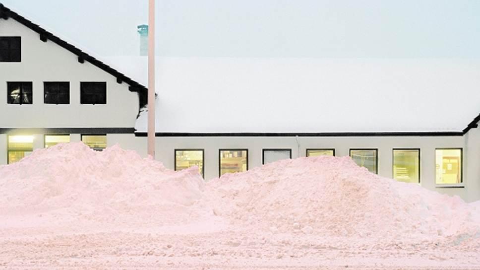 Маттье Гафсу . Ла-Шо-де-Фон № 22. Из серии Ла-Шо-де-Фон. 2009-2011. Courtesy C-Galerie, Невшатель