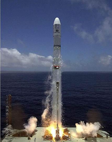 Первого февраля 2013 года произошла авария при запуске ракеты-носителя «Зенит-3SL» со спутником связи Intelast-27 (IS-27)