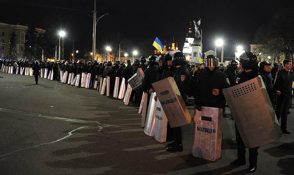 Активисты «Правого сектора» прибыли в Славянск для участия в силовой операции против сторонников федерализации Украины