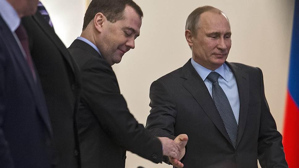 Президент и премьер стали ценнее