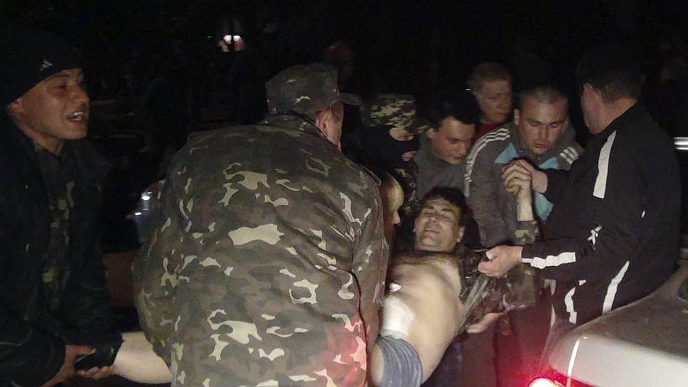 Как украинские силовики провели спецоперацию в Мариуполе