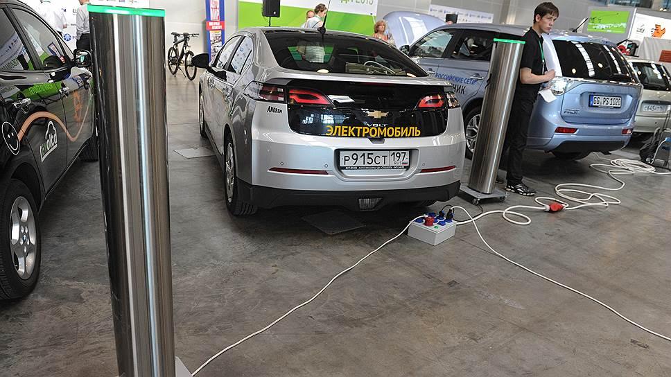 Электромобили — это не только средство передвижения