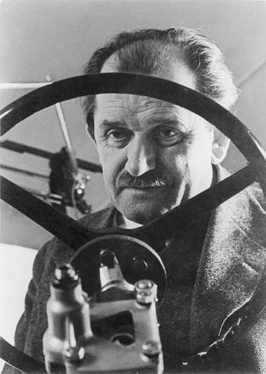 1931 год. Фердинанд Порше основал компанию Porsche