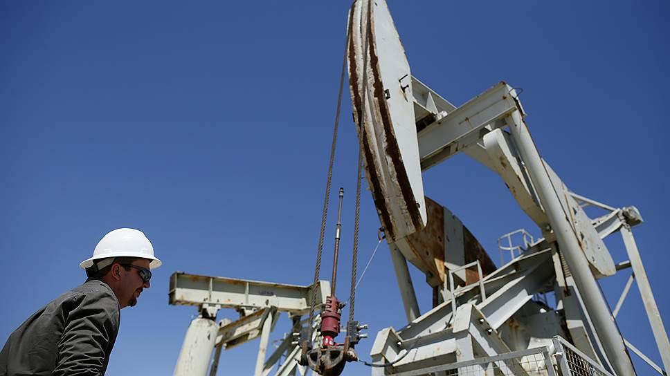Как нефть выросла в цене на ожидании санкций