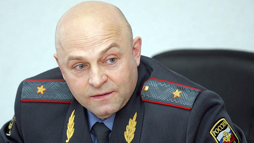 Бывший руководитель Главного управления МВД по Дальневосточному федеральному округу Евгений Кужель