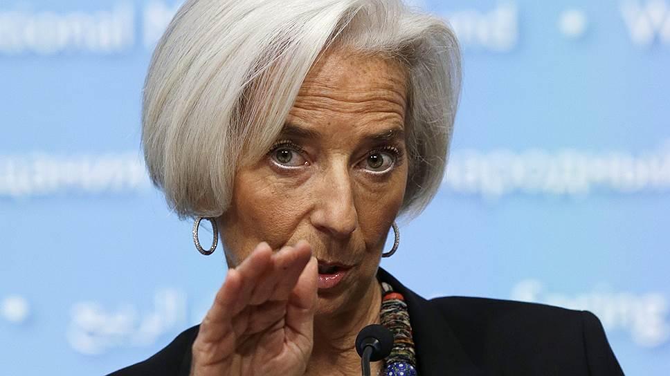 МВФ успел до предоплаты