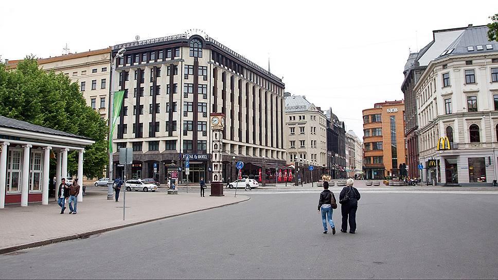 В Латвии запретили «русский марш» в честь Дня Победы
