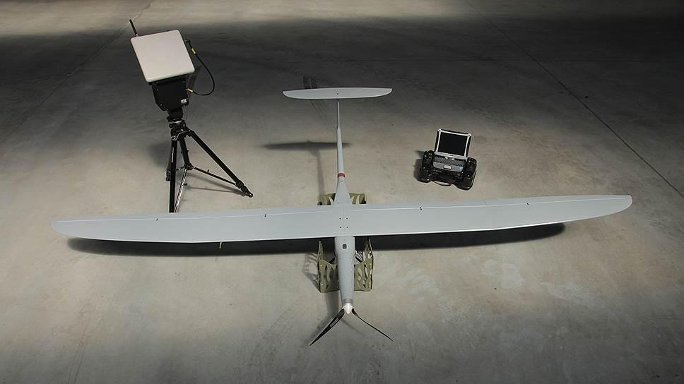 Ударно-разведывательный беспилотник (дрон) типа FlyEye
