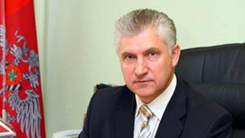Глава УФМС по Воронежской области Николай Полуказаков