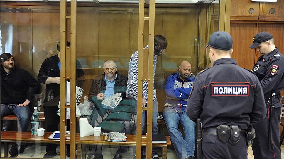 Как в Мосгорсуде выступили адвокаты предполагаемых организаторов убийства Анны Политковской