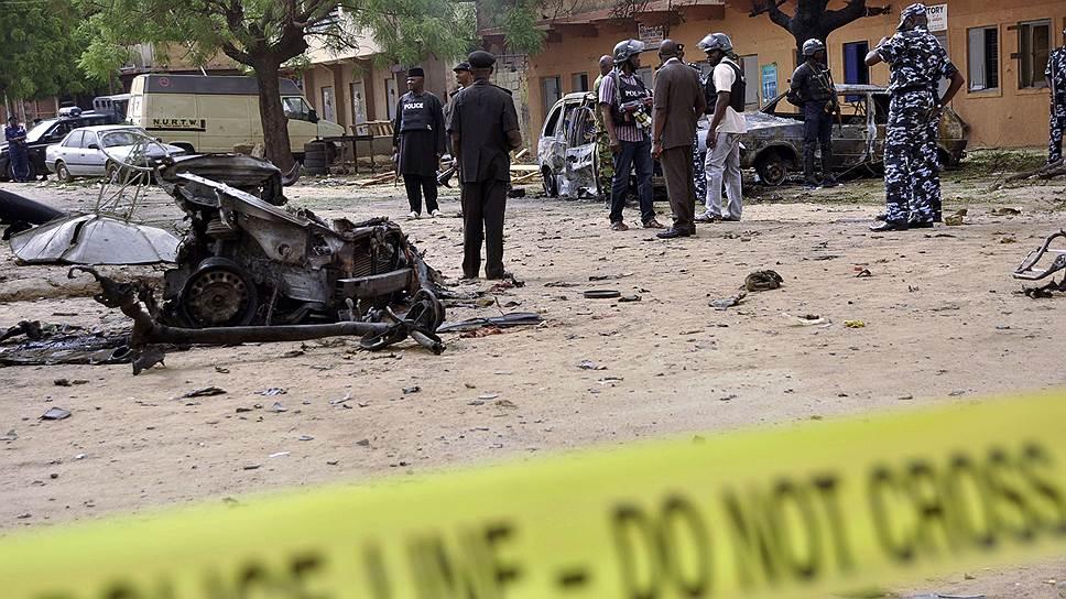 Как жертвами теракта в Нигерии стали 118 человек