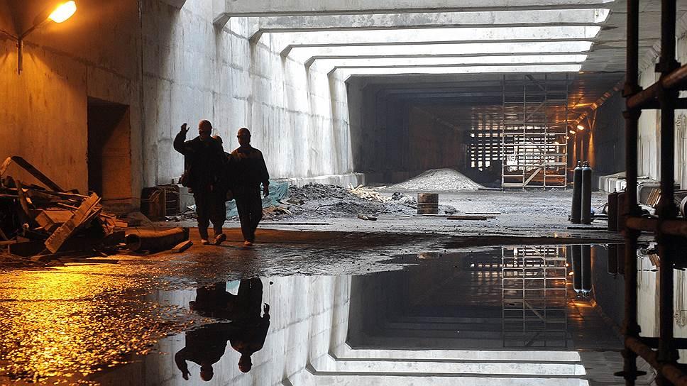 Почему подрядчики не справляются с реконструкцией транспортных артерий Москвы