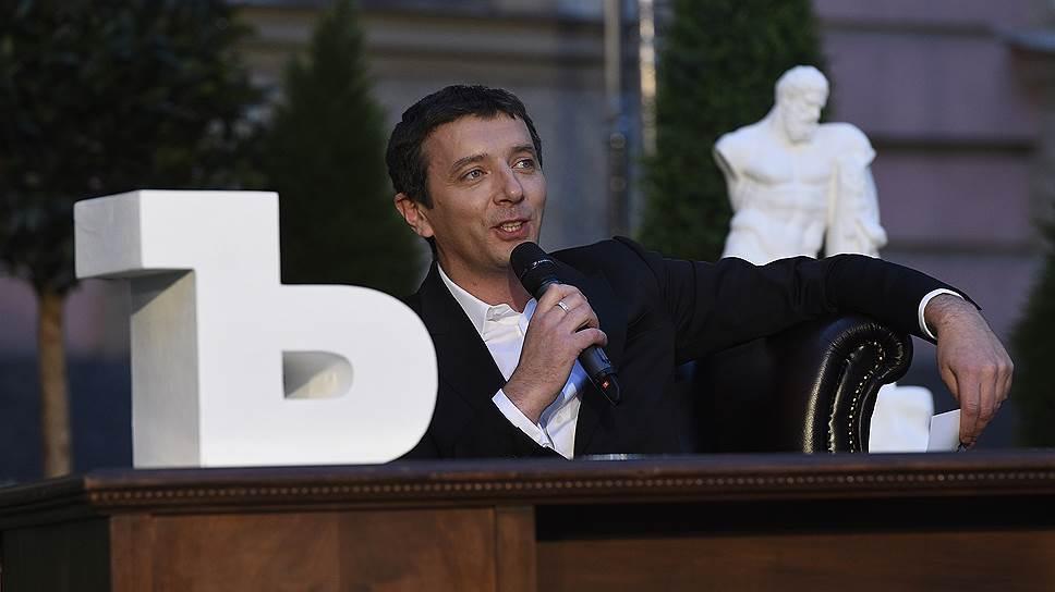 Продюсер, режиссер-постановщик и арт-директор нескольких российских кинофестивалей Алексей Агранович